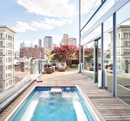 Balkon groter dan tuin