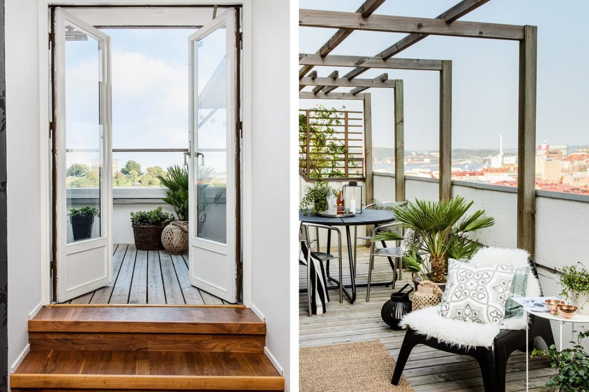 Simpel Balkon Ontwerp : Balkon met jacuzzi! inrichting huis.com