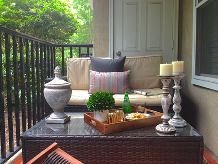 Balkon Ontwerp Door Erika Inrichting Huis Com