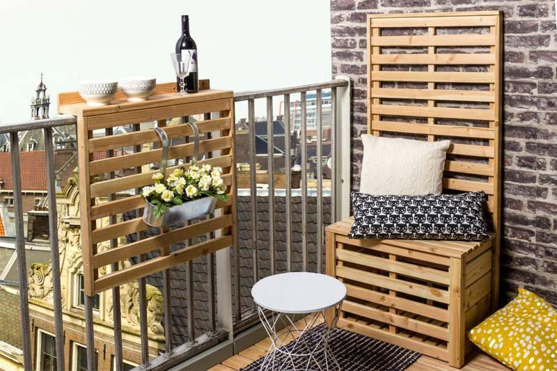 Maak van je tuin, balkon of terras een oase van rust