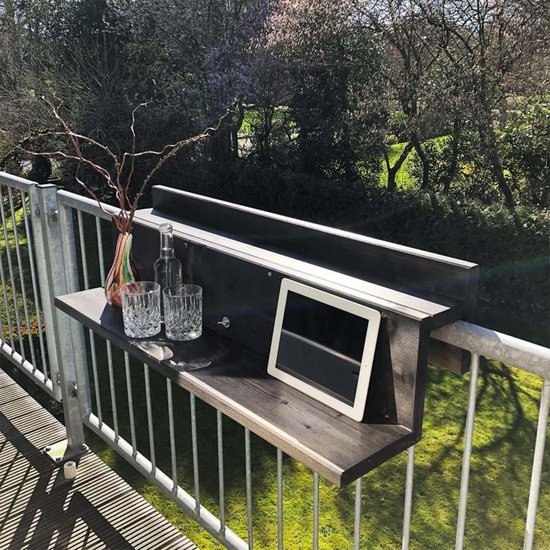 balkonhek tafel de slimme balkontafel