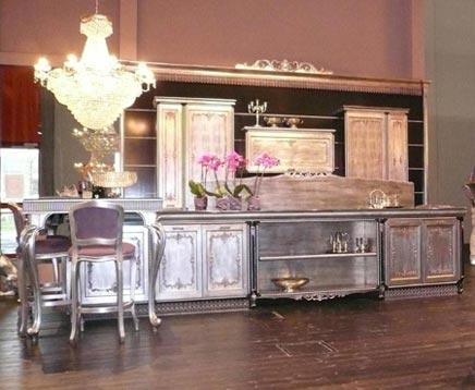 Barok inrichting - Cucina barocco veneziano ...