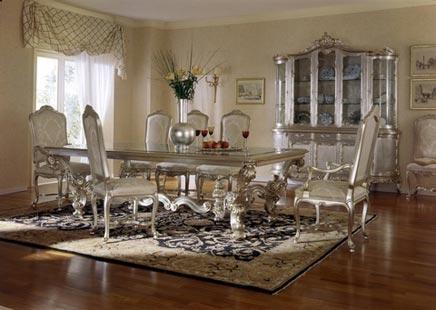 Barok inrichting for Huis laten stylen