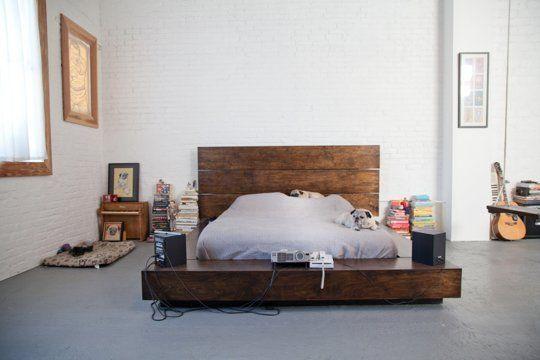 beamer-slaapkamer
