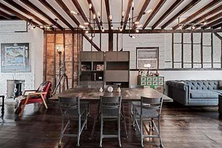Bed & breakfast Urban Cowboy in Brooklyn