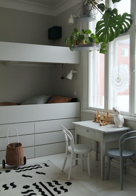 Bed maken met de IKEA MALM kasten<