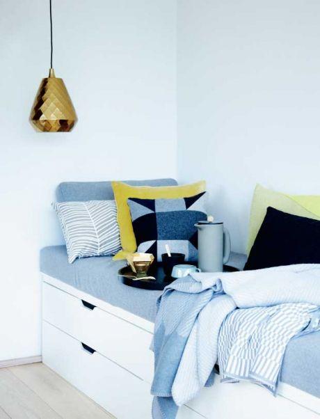 Bed maken met de IKEA NORDLI kasten