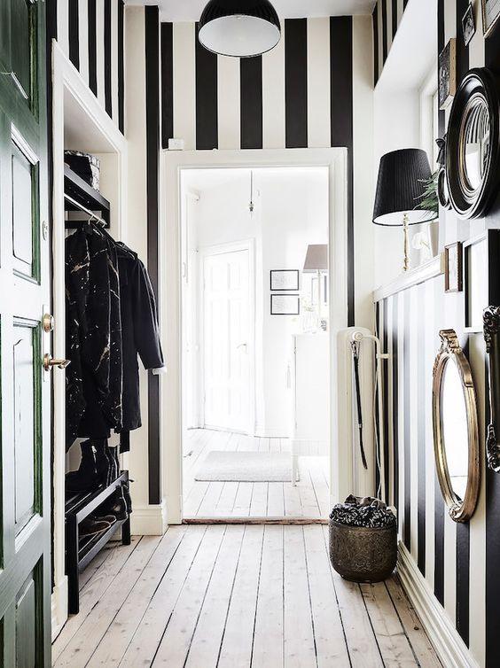 Behang in verschillende interieurstijlen inrichting for Design boutique hotel imperialart