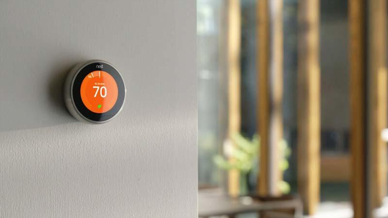 Besparen energiekosten slimme thermostaat
