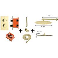 Best Design One Pack inbouw regendoucheset