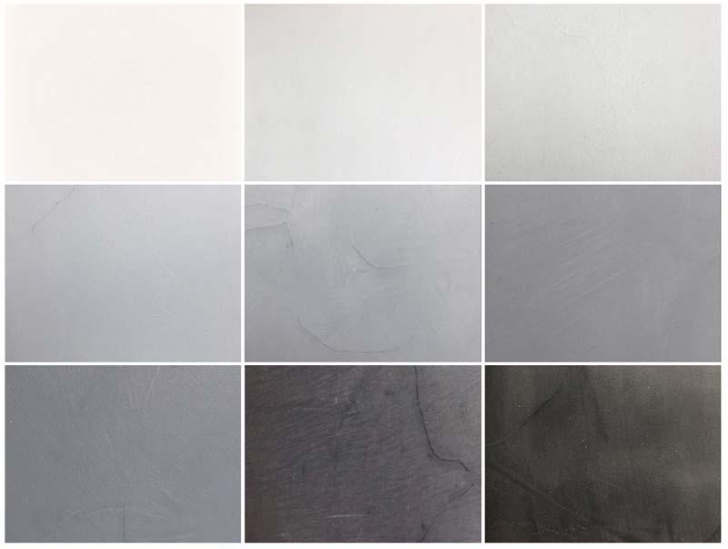 beton cire badkamer kleuren
