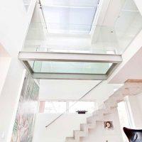 betonnen trap loft