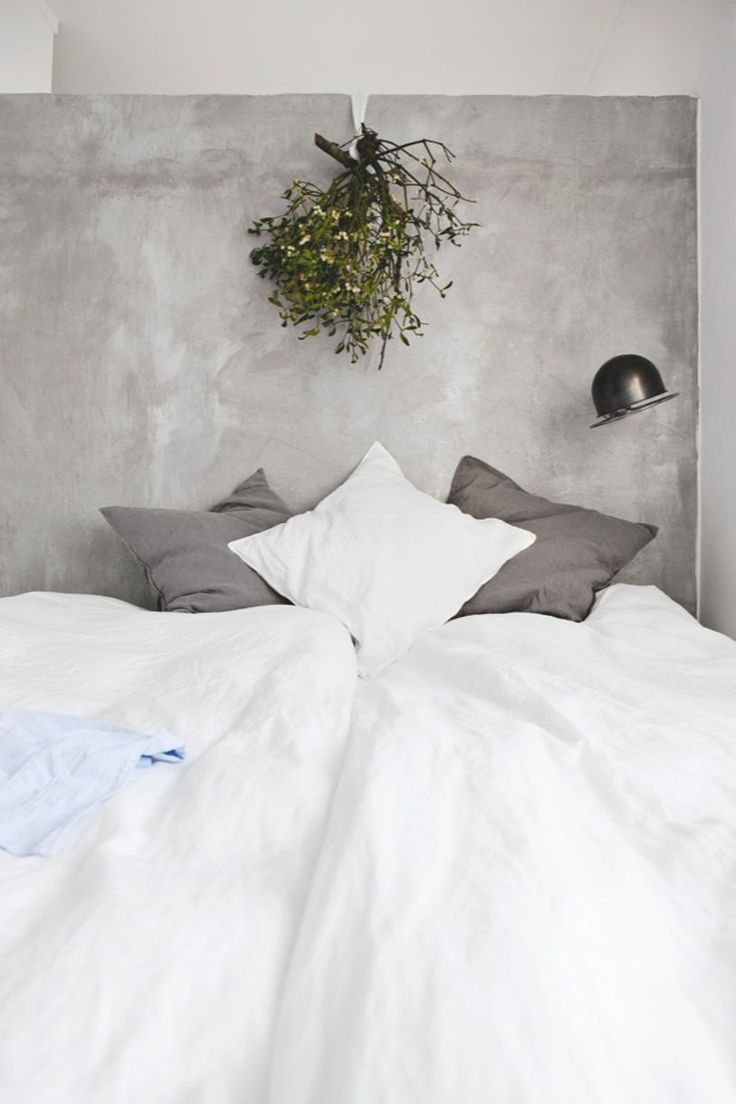 betonstuc-muur-slaapkamer