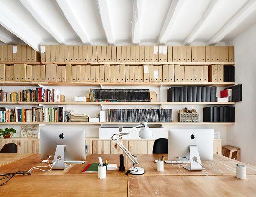 bibliotheek-wand-kantoor