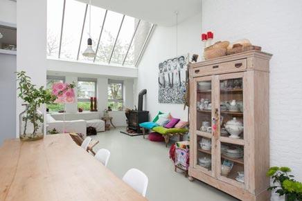 Ongebruikt Bijzondere huis en inrichting te koop in Haasten | Inrichting-huis.com ND-05
