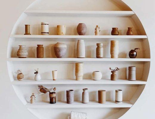 Bijzondere kunst in huis - keramiek collectie