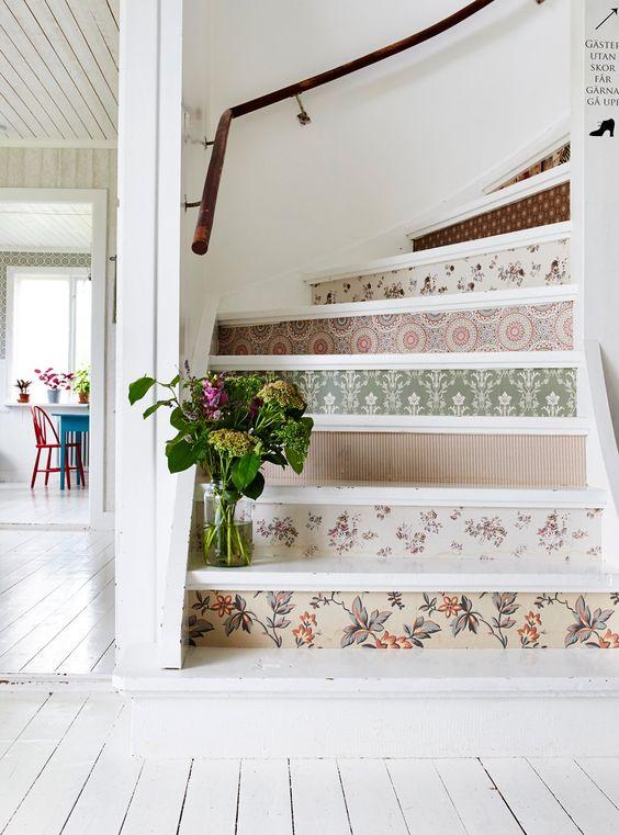 Vijf bijzondere vormen van behang in huis inrichting - Build sealed fireplace home step step ...