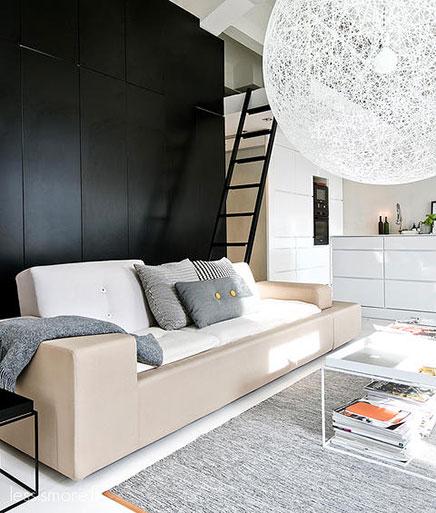 Bijzondere woonkamer verbouwing
