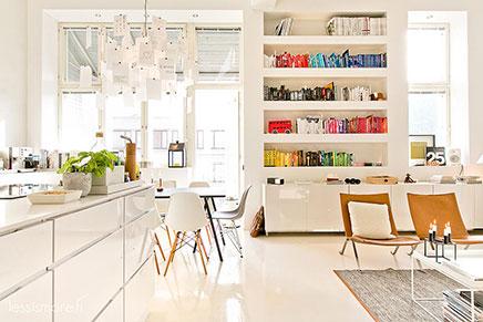Bijzondere woonkamer verbouwing | Inrichting-huis.com