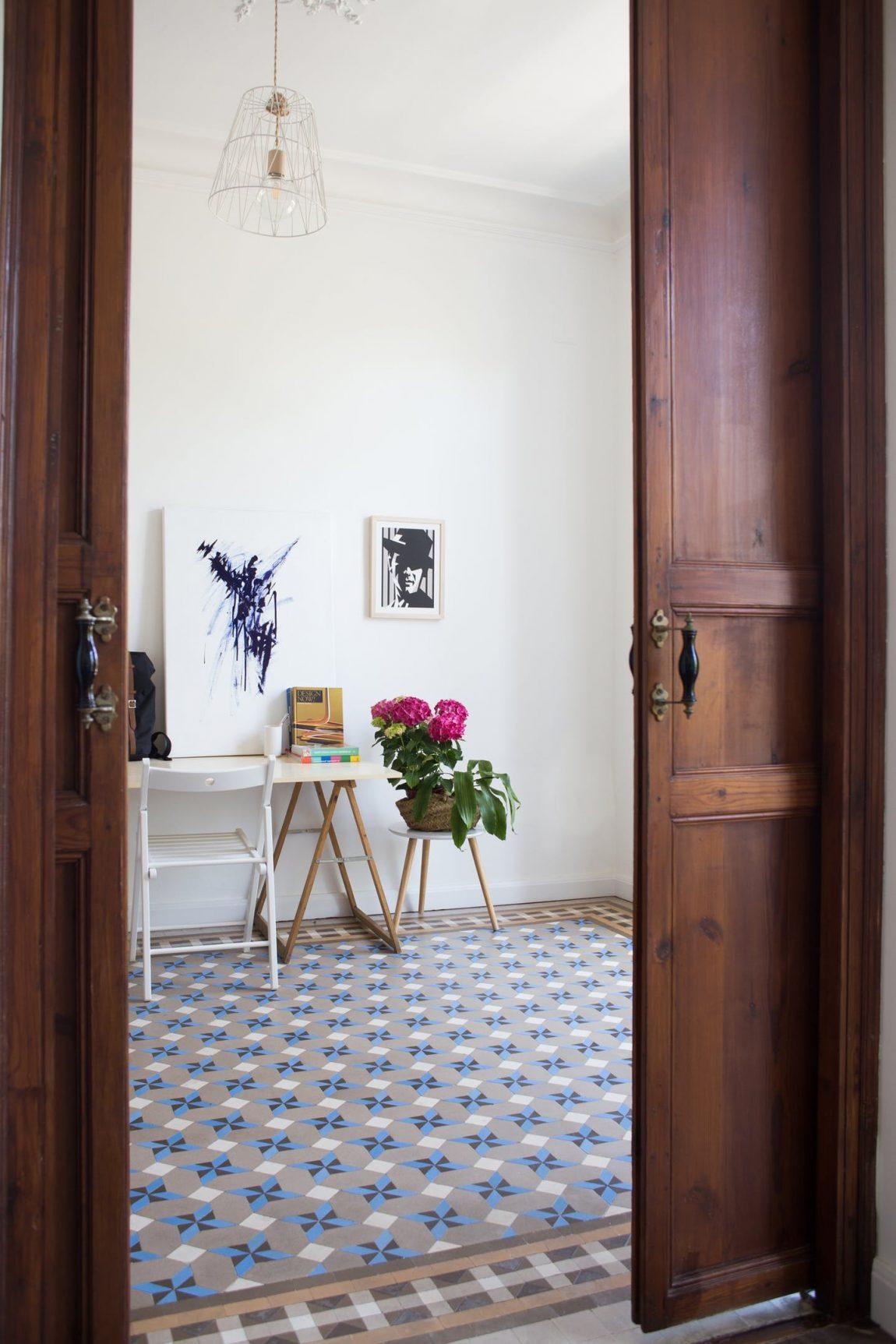 Binnenkijken in het droomhuis van Marcial en Andrea