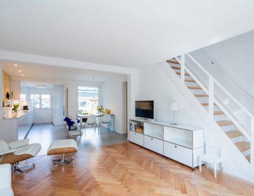 Binnenkijken in de familiewoning van architect Rafael Schmid