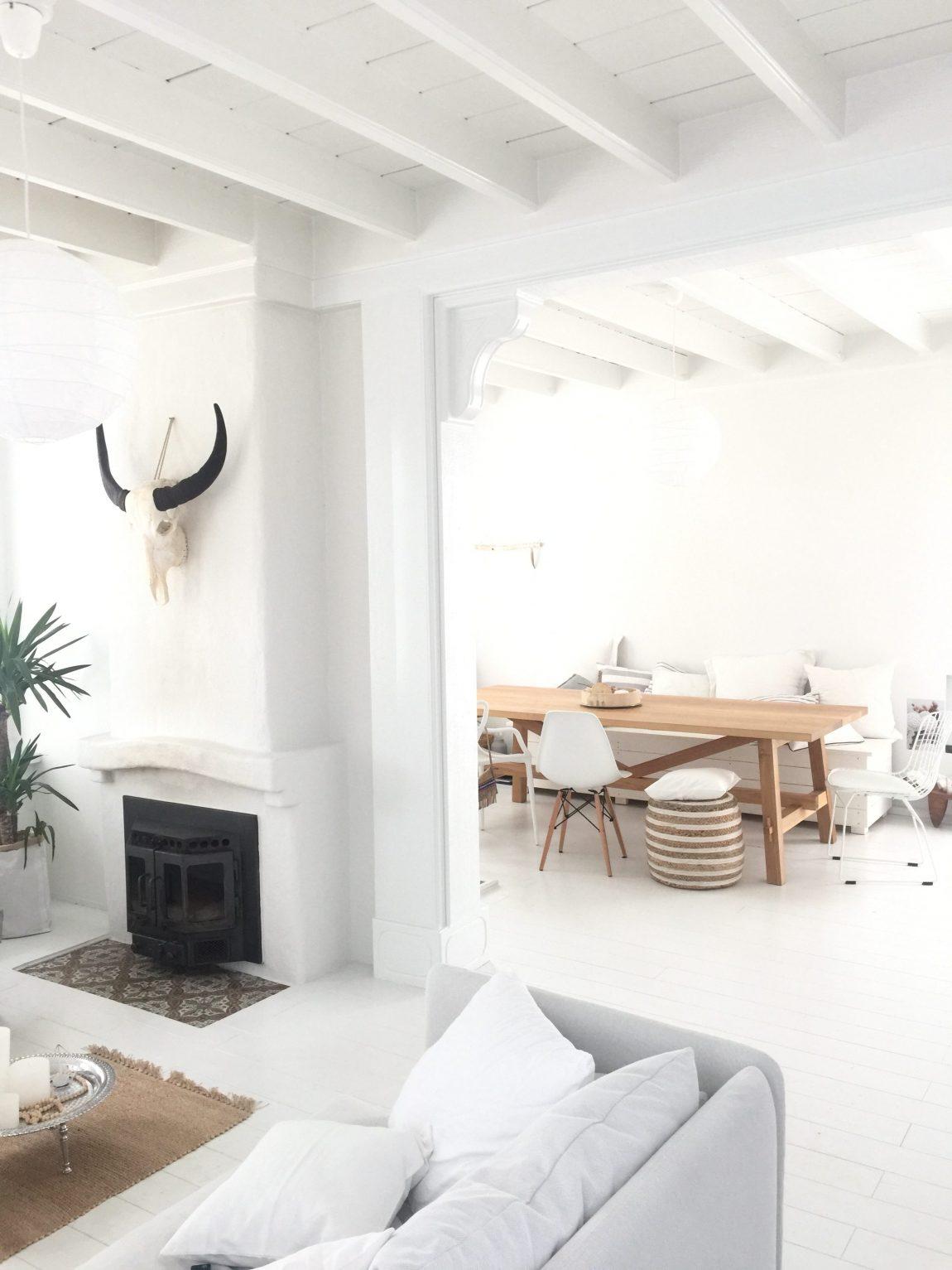 Binnenkijken in de woonboerderij van laura in wapserveen inrichting for Moderne meid slaapkamer