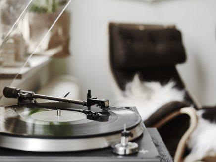 muziek appartement