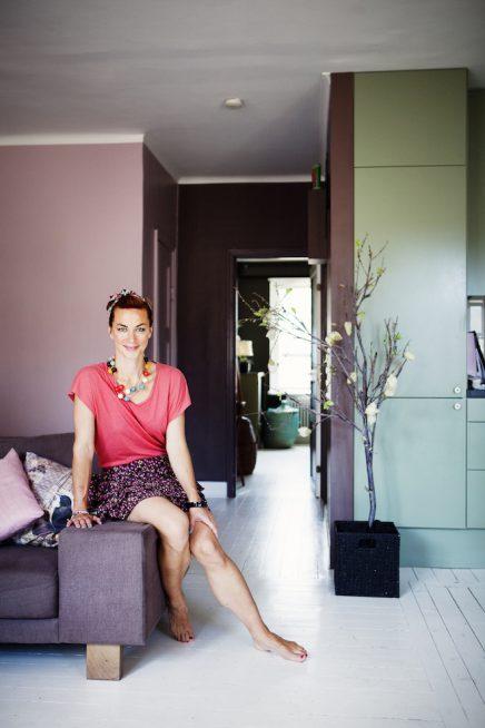 Binnenkijker in het appartement van Zweedse interieurstyliste Isabella