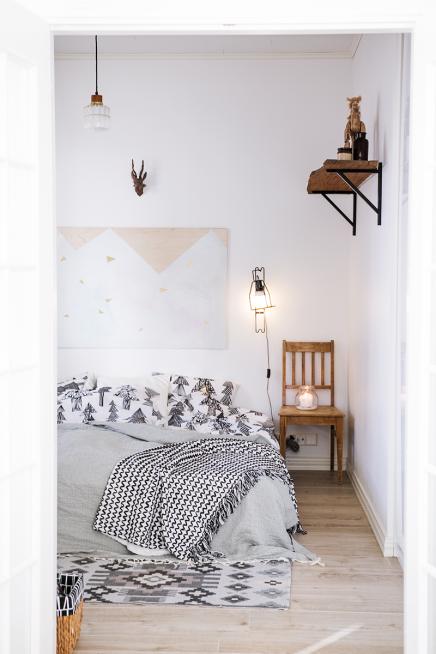 Blijvende veranderingen in de slaapkamer van de Finse Kaisa