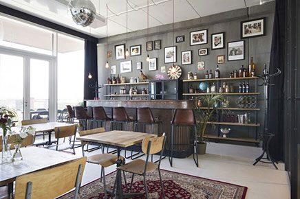 Boetiekhotel als inspiratie voor brandbase kantoor for Kantoor interieur inspiratie