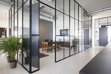 Modern Kantoor Interieur : Boetiekhotel als inspiratie voor brandbase kantoor inrichting
