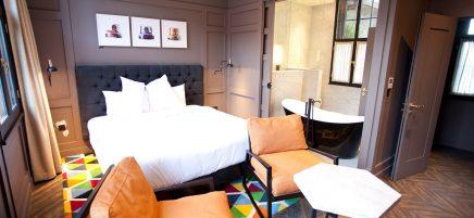 Boetiekhotel The Dean in Dublin