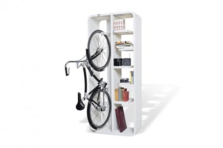Bookbike van Byografia