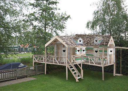 Genoeg Boomhut laten bouwen | Inrichting-huis.com #YY92