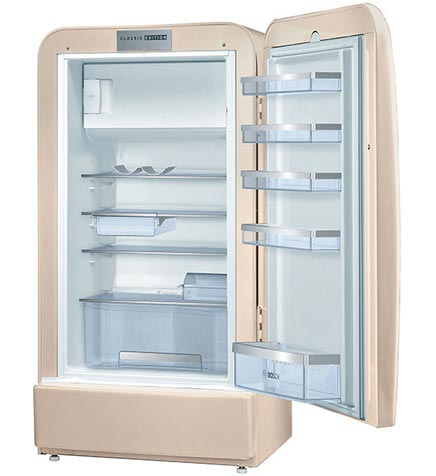 Bosch retro koelkast
