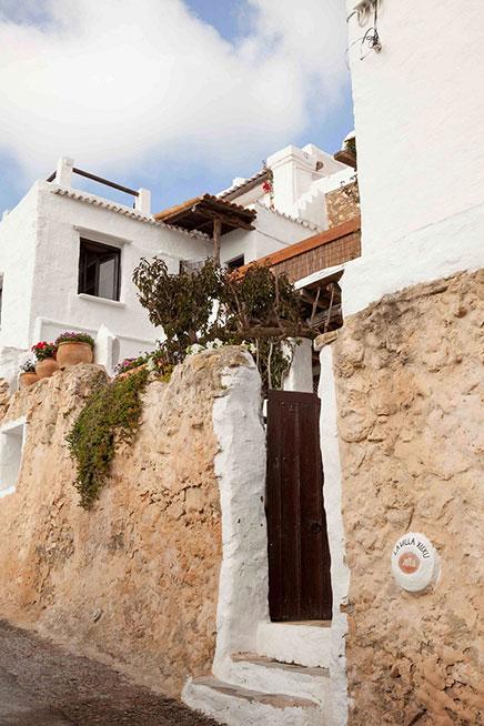 Boutique hotel Can Xuxu in Ibiza