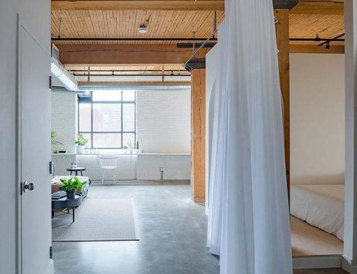 Het Broadview Loft appartement van 50m2
