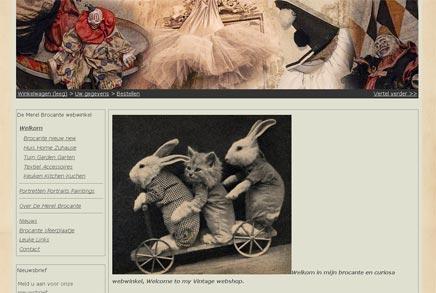Brocante webwinkel de Merel Brocante