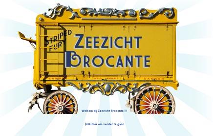 Brocante webwinkel Zeezicht Brocante