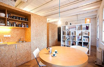 Budget kantoor verbouwing van €7500!