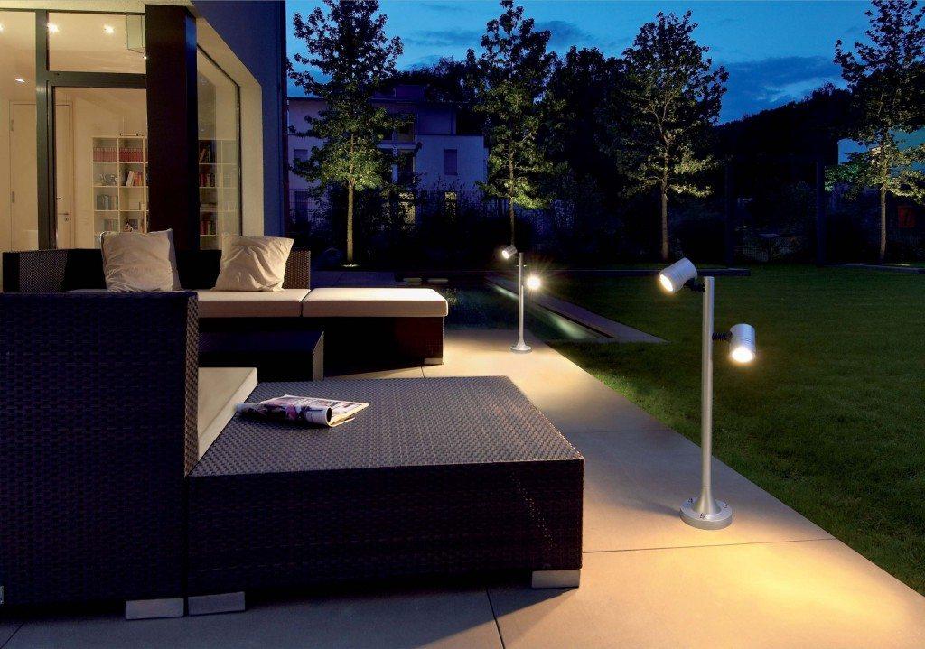 de mogelijkheden voor buitenverlichting inrichting huis