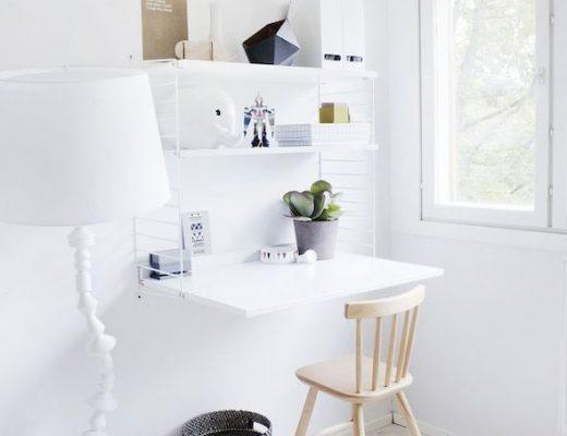 Bureau in huis