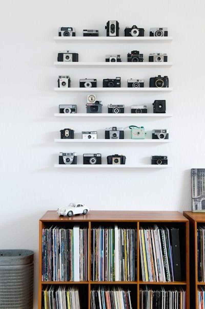 Camera's verzameling