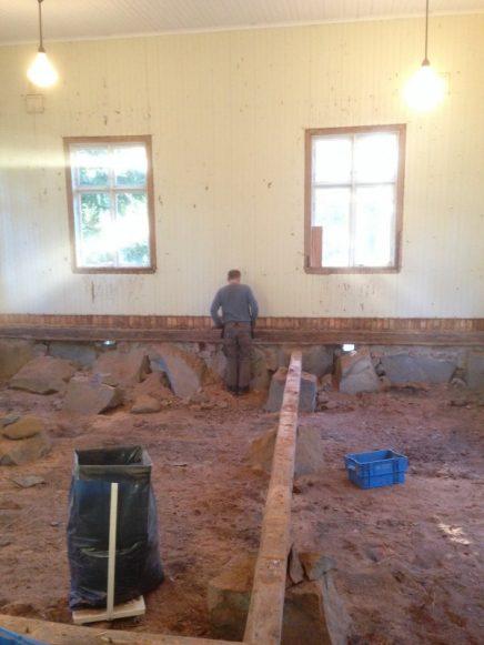 Carl-Johan en Sara verbouwden een oude kerk tot hun droomhuis