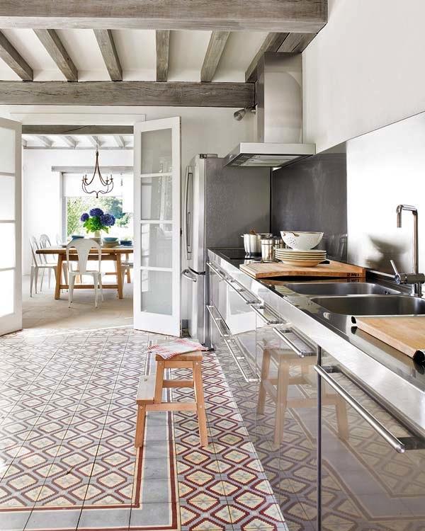 ... en Marokkaanse cementtegels. Inspiratie!  Inrichting-huis.com