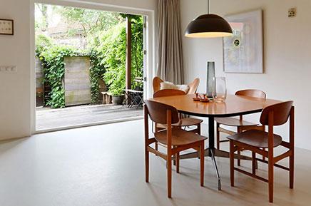 Charmante dijkwoning met een modern interieur