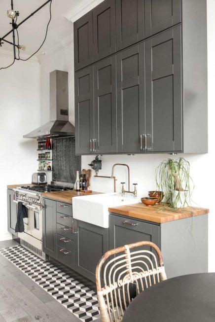 industriële keuken in een scandinavisch huis ~ lactate for ., Deco ideeën