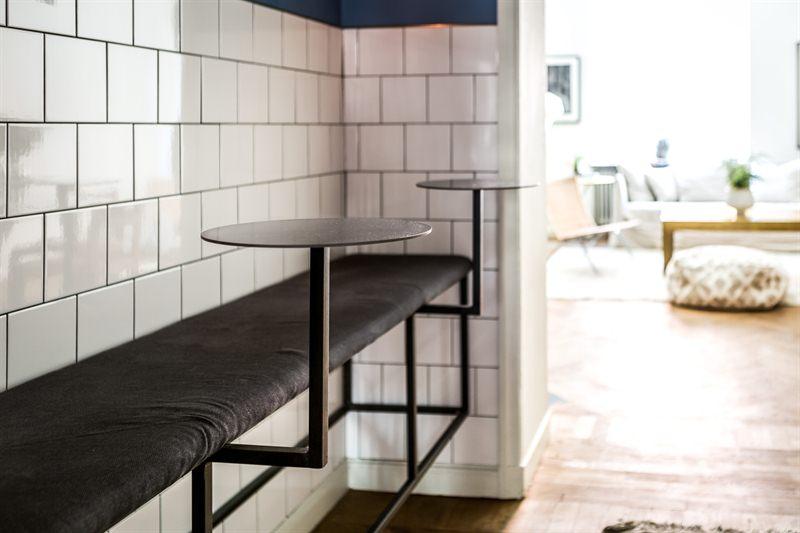 Chique keuken van eigenaar van Dusty Deco