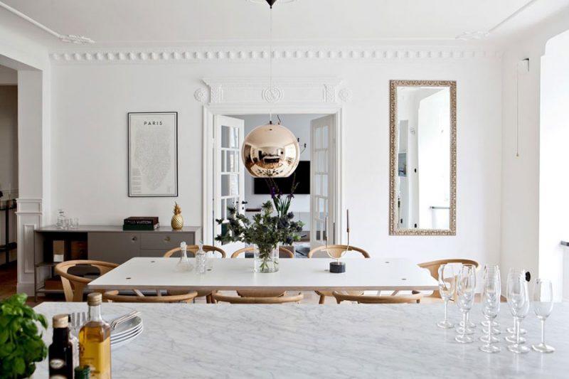 Chique woonkeuken met kookeiland