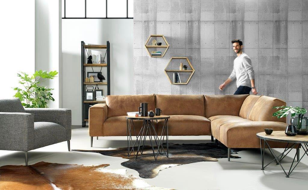 Eetbank Huis En Inrichting.6x Cognac Leer In Huis Inrichting Huis Com